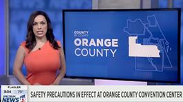 News 13 | OCCC Safety Precautions