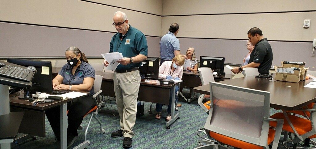 Orange County Convention Center Partners with CareerSource to Support Reemployment Assistance Claims for the Florida Department of Economic Opportunity