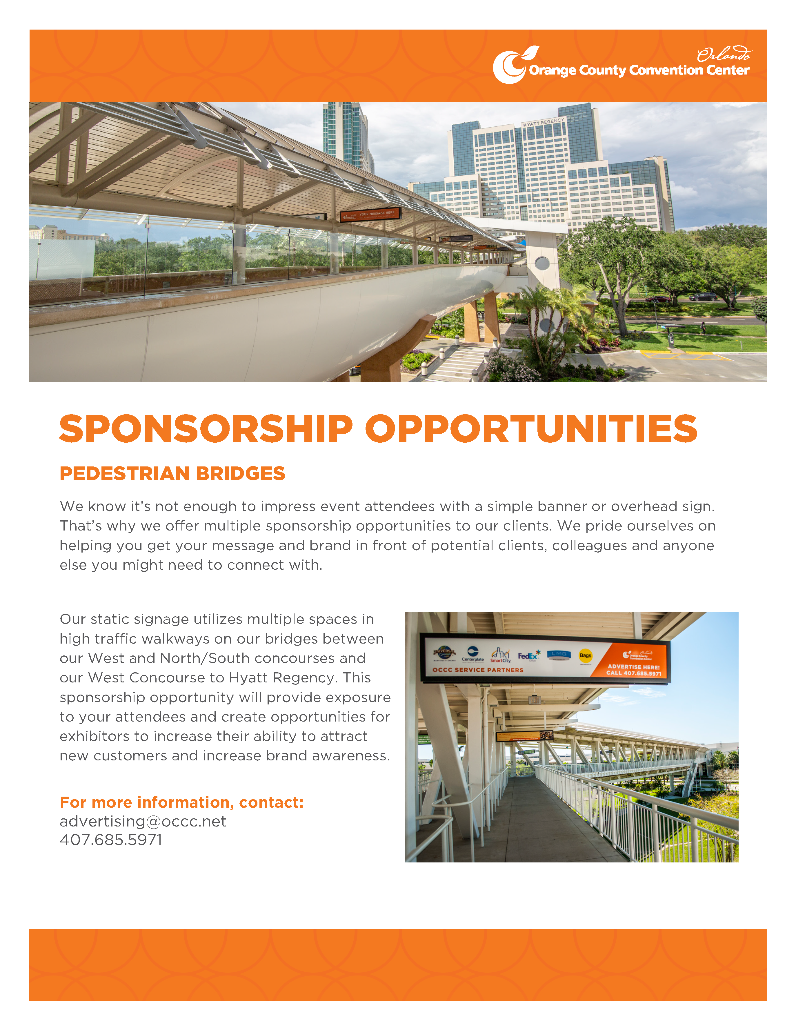 Sponsorship Opportunities - Pedestrian Bridges PDF cover